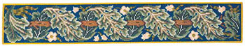 Beth Russell Needlepoint - Acanthus Collection - Acanthus Bell Pull - Kit