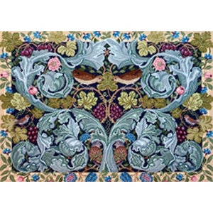 Beth Russell Needlepoint - Acanthus & Vine Wallhanging/Tapestry Kit