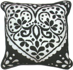 Black and White Cushion Kit from the Anchor Living Collection