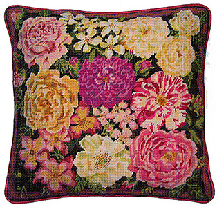 Primavera Cushion Kit - Rose Garden