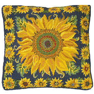 Primavera Cushion Kit - Sunflower Garden