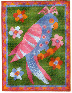 Primavera Picture Kit - Poppy's Parrot