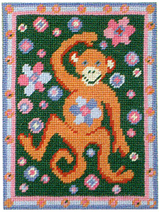 Primavera Picture Kit - Martha's Monkey