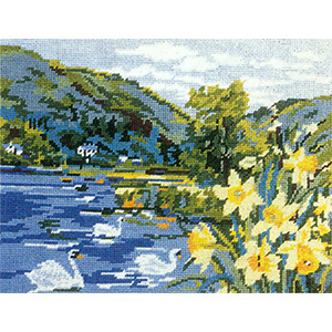 Primavera Needlepoint Picture Kit - Wales