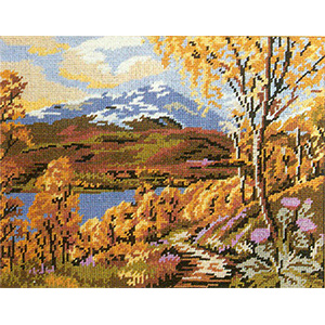 Primavera Needlepoint Picture Kit - Scotland