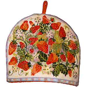 Primavera Teacosy Kit - Strawberry Teacosy