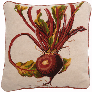Fine Cell Work Needlepoint - Beetroot