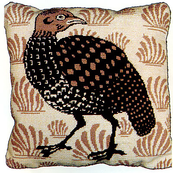 Fine Cell Work Needlepoint - Grouse
