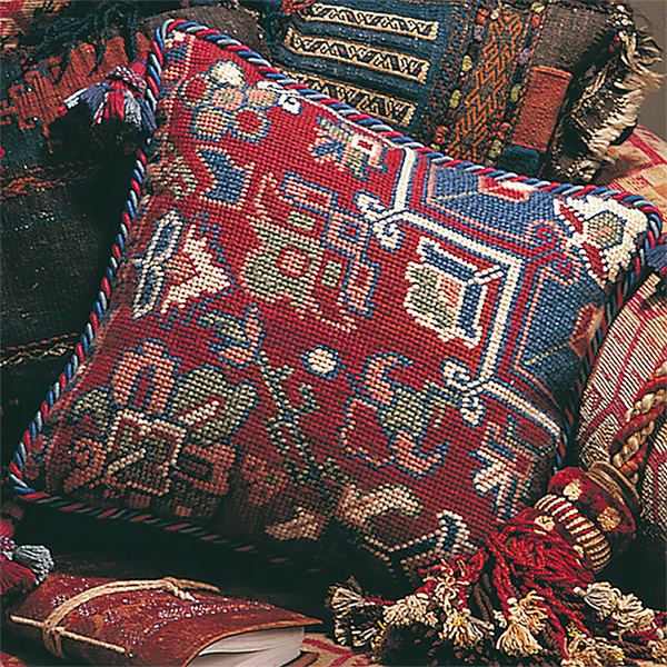 Glorafilia Needlepoint - Persian Cushion Kit