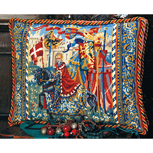 Glorafilia - Cushions & Pillows - King Arthur