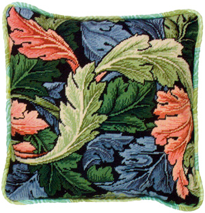 Glorafilia - Cushions & Pillows - William Morris Acanthus Cushion Kit