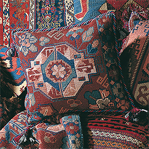 Glorafilia Needlepoint - Bukhara Cushion Kit