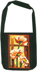 Margot Creations de Paris Needlepoint Shoulder Bag Kit - Discretion