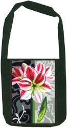 Margot Creations de Paris Needlepoint Shoulder Bag Kit - Amaryllis